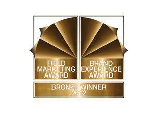 Field Marketing Award and Brand Experience Award
