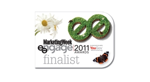 Marketing Week Engage Awards Logo