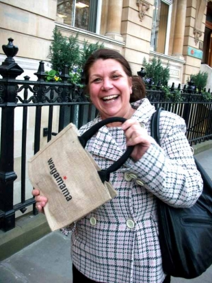 Happiness all around with the great Wagamama Goodie Bag campaign!