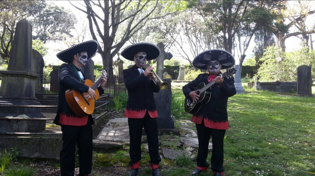 The Mariachis from Hell