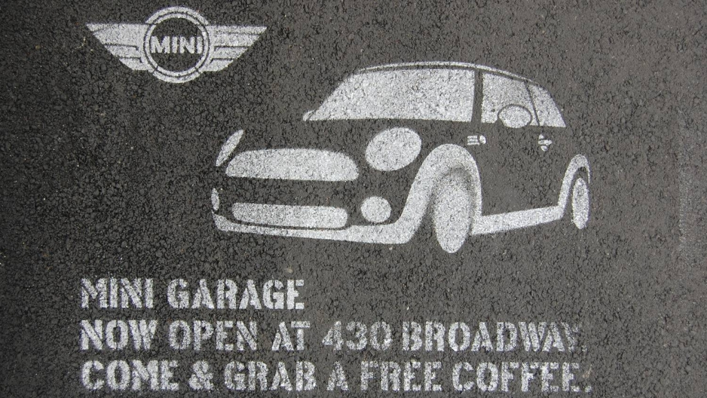 Mini Garage Experiential